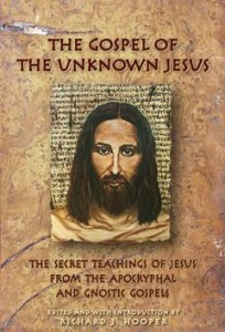 The Gospel of the Unknown Jesus Book cover
